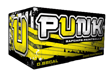 SAFCAPS, leading paintball manufacturer and distributor